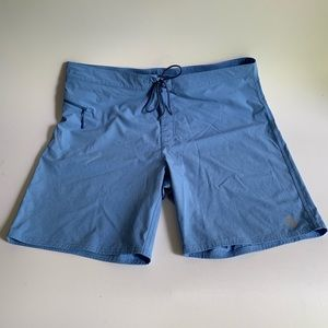 Vineyard Vines Board Shorts Swim Trunks Blue 40